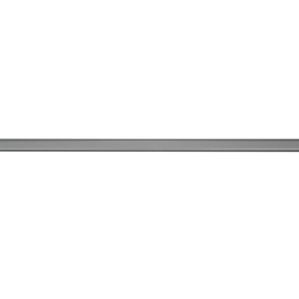 SLV S-Track 3P.-Aufbauschiene Silbergrau 2m 1