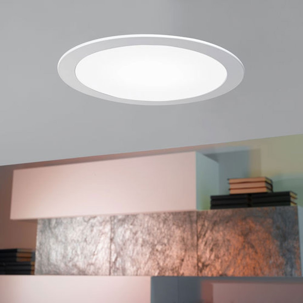 LED-Panel Einbau 300 Lumen Ø 8,5cm rund 11