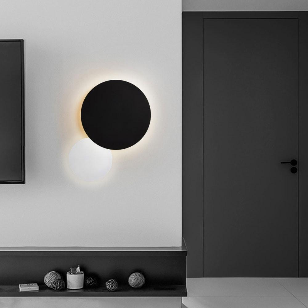 s.LUCE indirekte LED Wandleuchte Plate 5