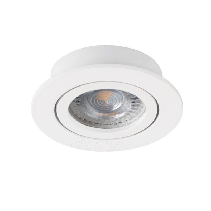 Licht-Trend LED-Spot IP44 Brandschutz schwenkbar thumbnail 4