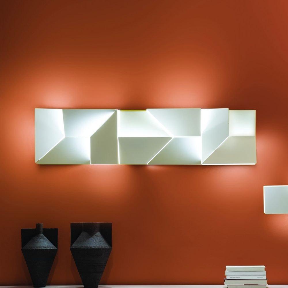 Nemo Wall Shadows Long LED Wandleuchte 120x30cm 1
