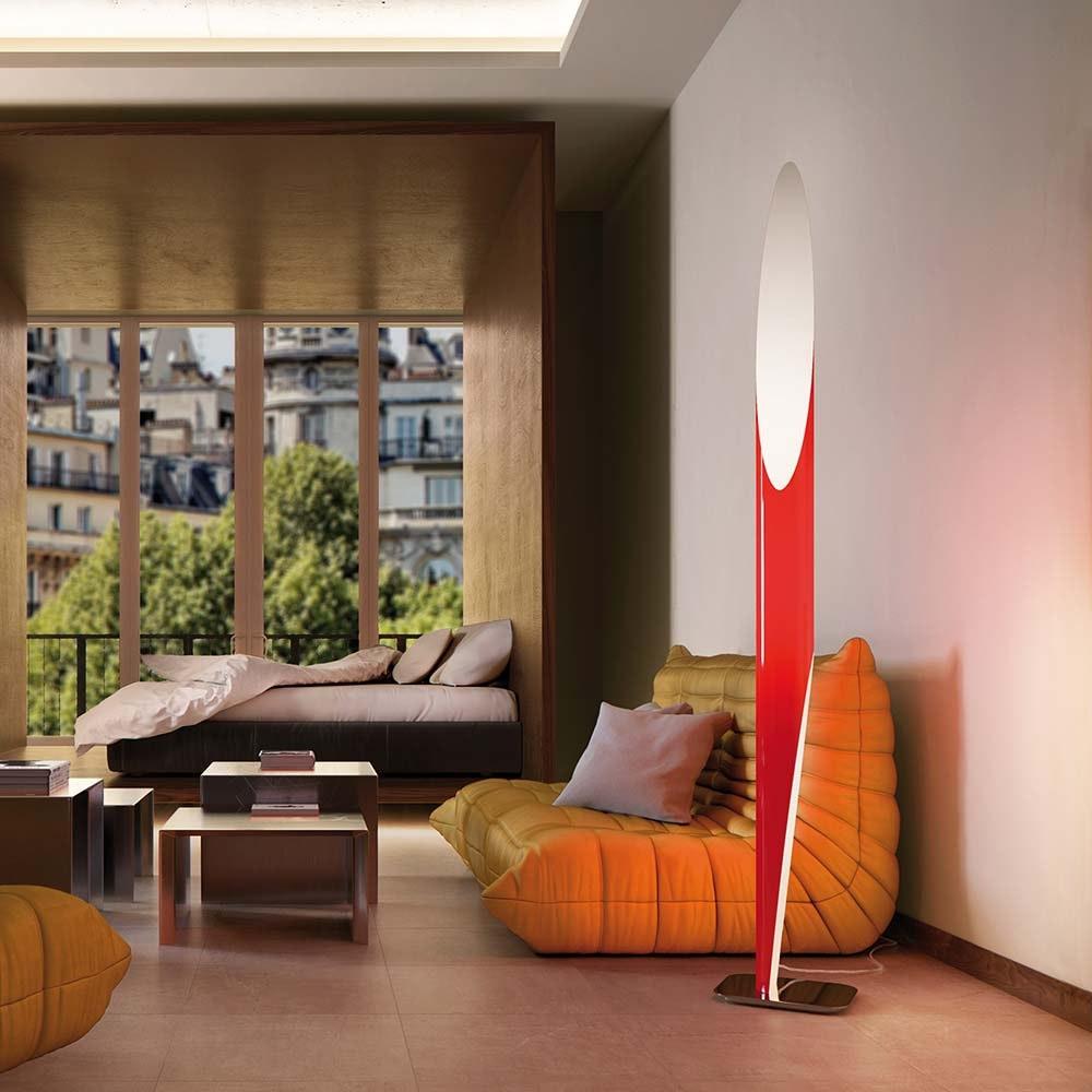 Kundalini Design-Stehlampe Shakti 200cm mit Dimmer 2