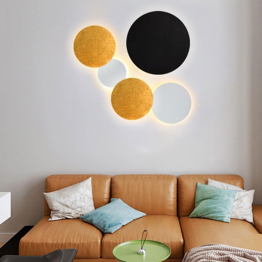 s.LUCE indirekte LED Wandleuchte Plate 22