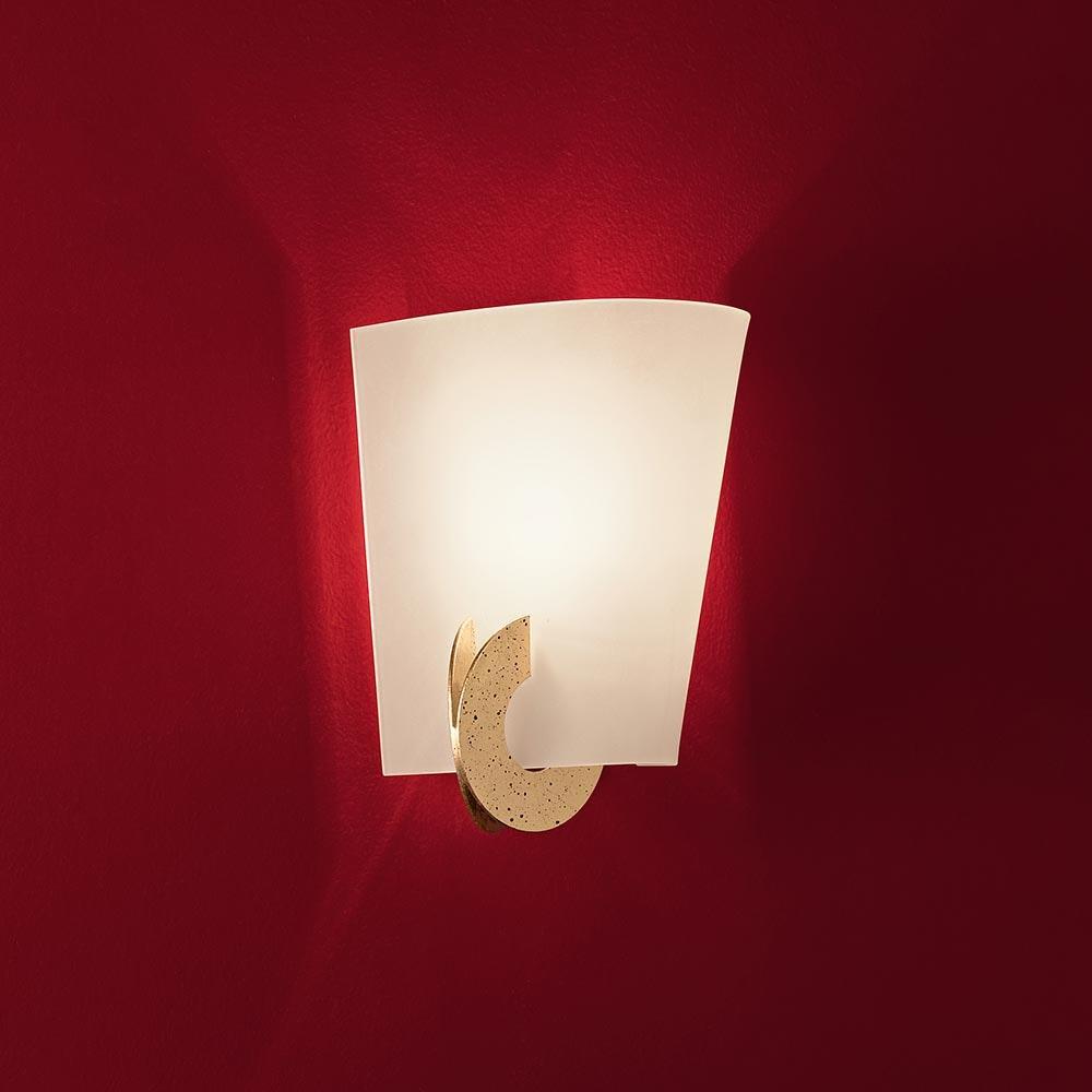 Terzani Solune Design-Wandlampe