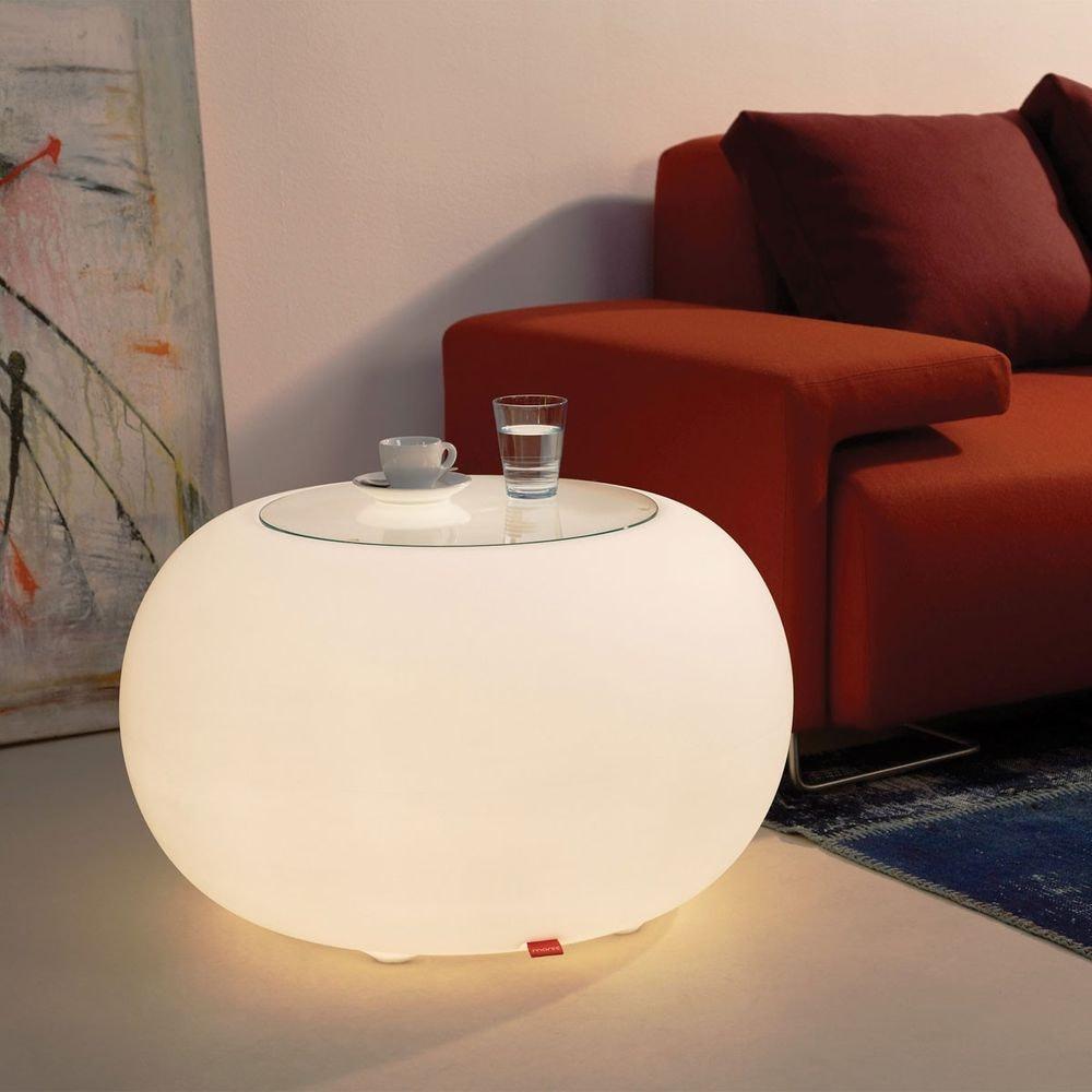 Moree Bubble Outdoor LED Tisch oder Hocker thumbnail 3