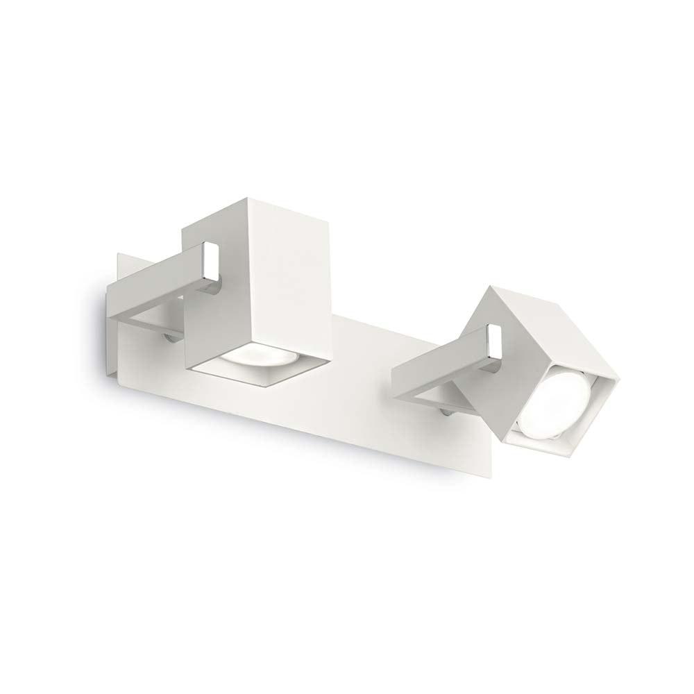 Ideal Lux Wandleuchte Mouse Ap2 Weiß 2