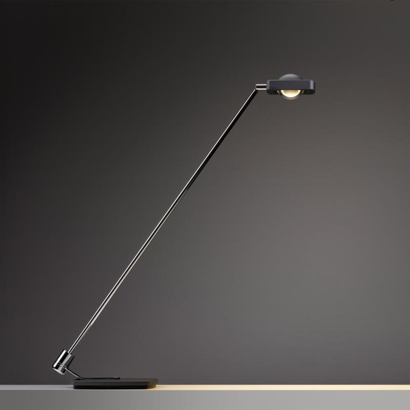 Oligo moderne LED Schreibtischlampe Kelveen 90° Schwarz
