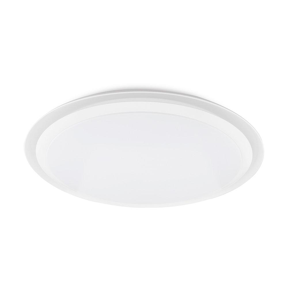 Mantra Edge Smart LED-Deckenleuchte mit Fernbedienung 4