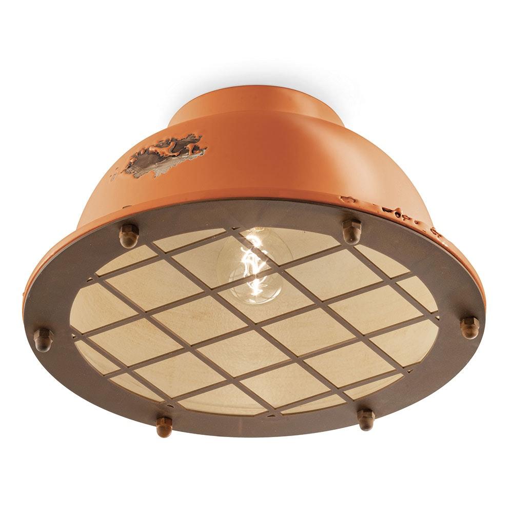 Ferroluce Industrial Deckenlampe 5