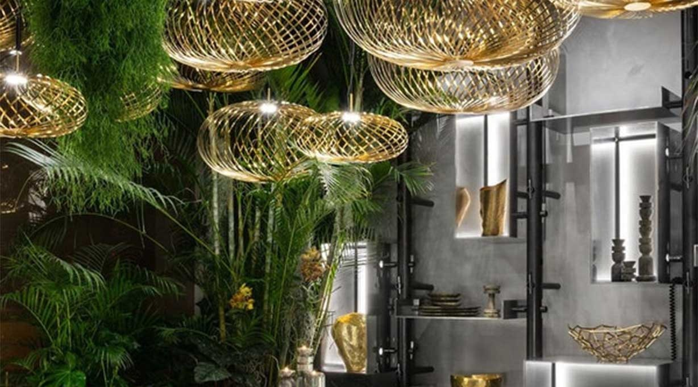 Spring LED Hängeleuchte Wohnzimmer