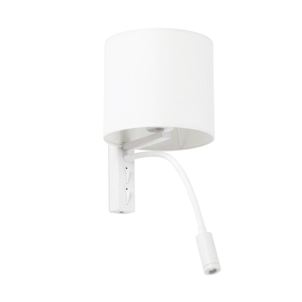 Tira Wandlampe mit LED Leseleuchte