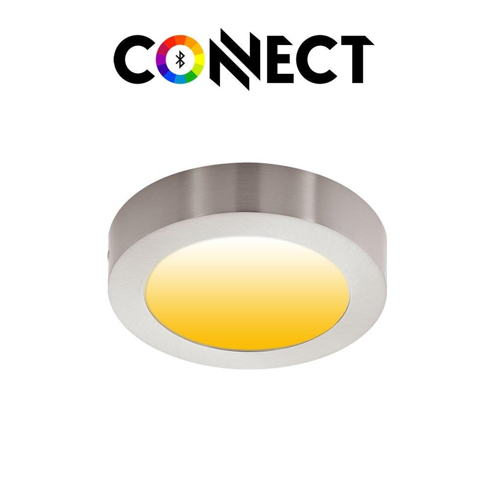 Connect LED Aufbauleuchte Ø 30cm 2700lm RGB+CCT