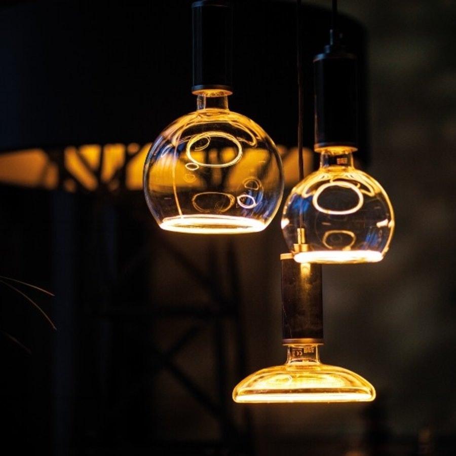 LED Leuchtmittel Floating Globe E27 warmweiß Design dimmbar