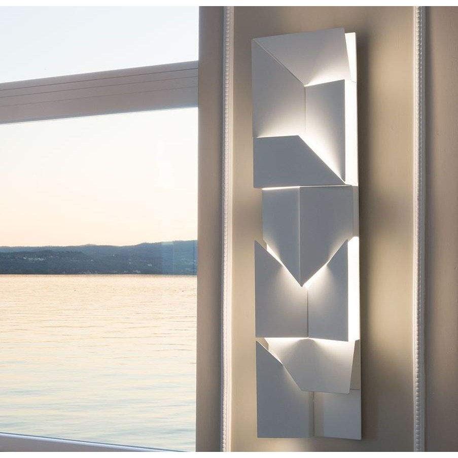 Nemo Wall Shadows Long LED Wandleuchte 120x30cm 2