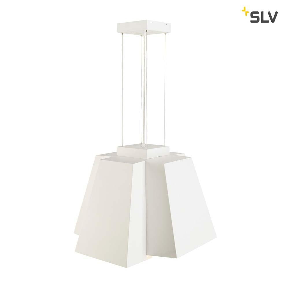 SLV Soberbia 53 LED Pendelleuchte Weiß 4000lm 2