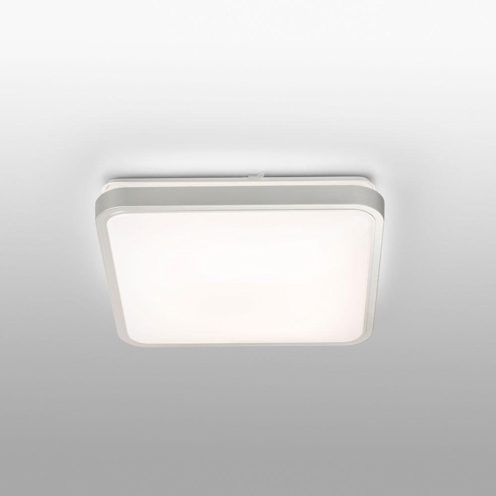 LED Deckenleuchte Iris-3 in Grau