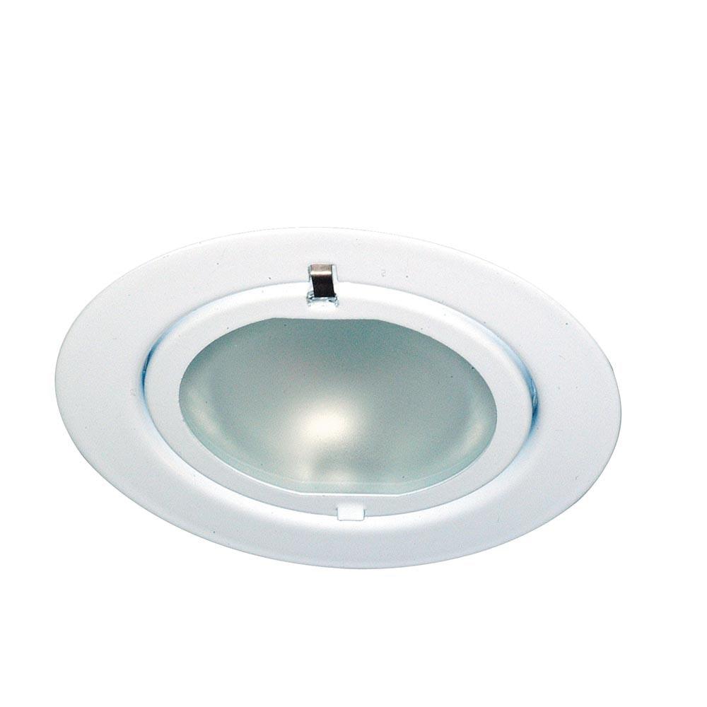 Möbel EBL Klipp Klapp max. 20W 12V G4 72mm Weiß Glas