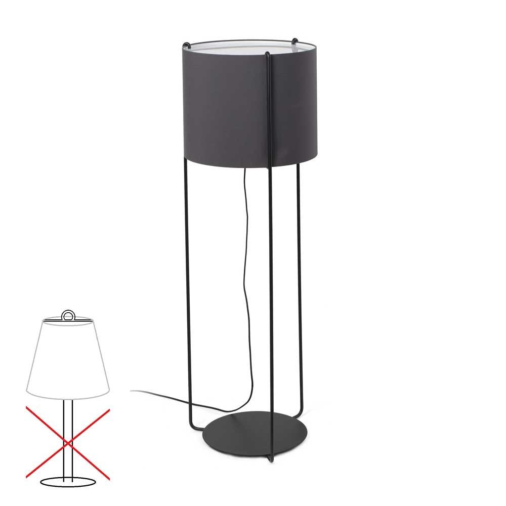 Lampenschirm für Stehleuchte Drum  2