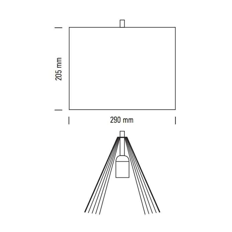 Tecnolumen BookLight Tischleuchte Buchleuchte Weiß 5