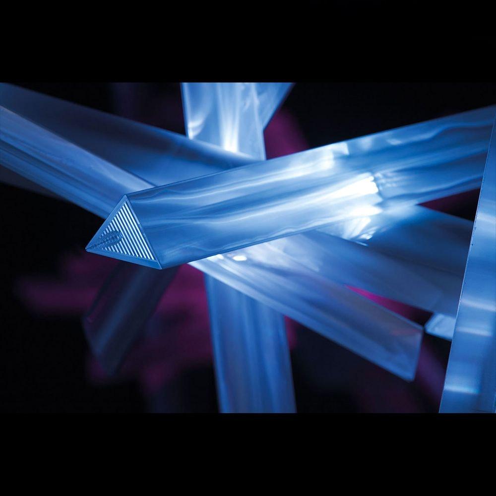Slamp LED Hängelampe La Traviata Lichtskulptur 2