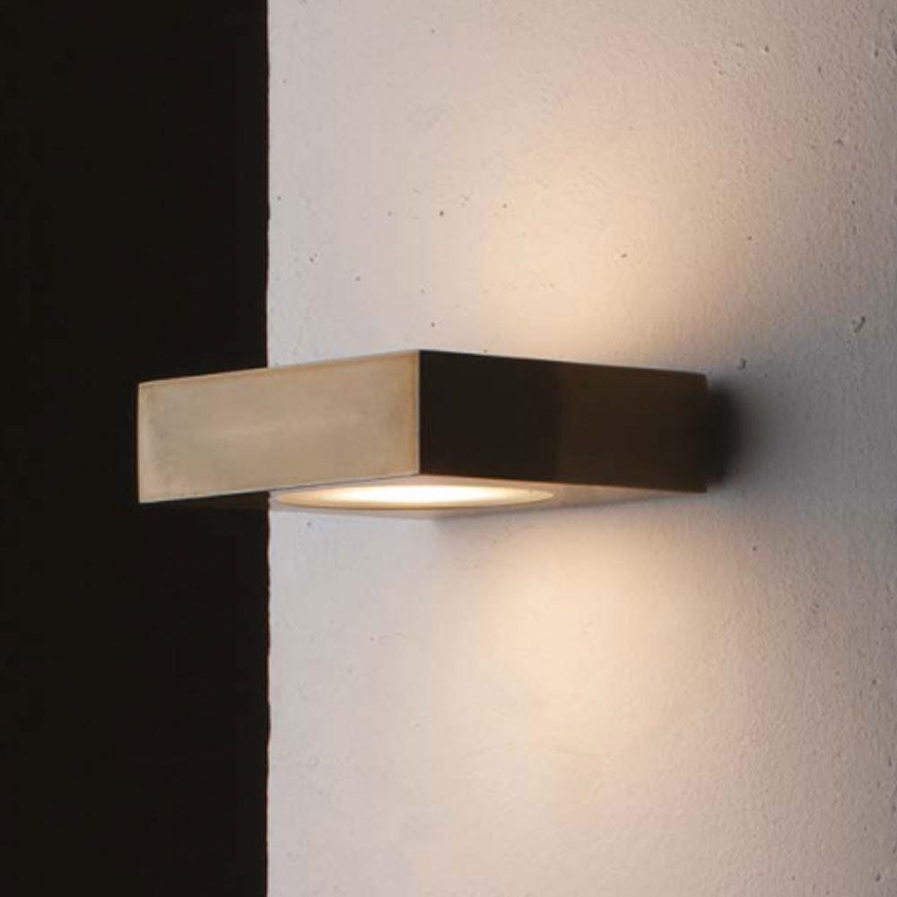 Nemo Fix Up & Down LED Wandleuchte 2-strahlig 2