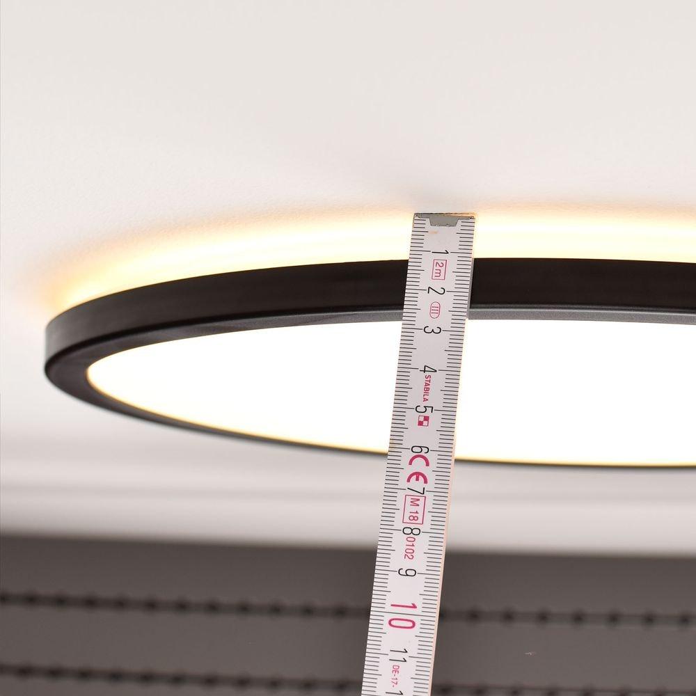 s.LUCE Disk 35cm LED Deckenleuchte warmweiß dimmbar 17