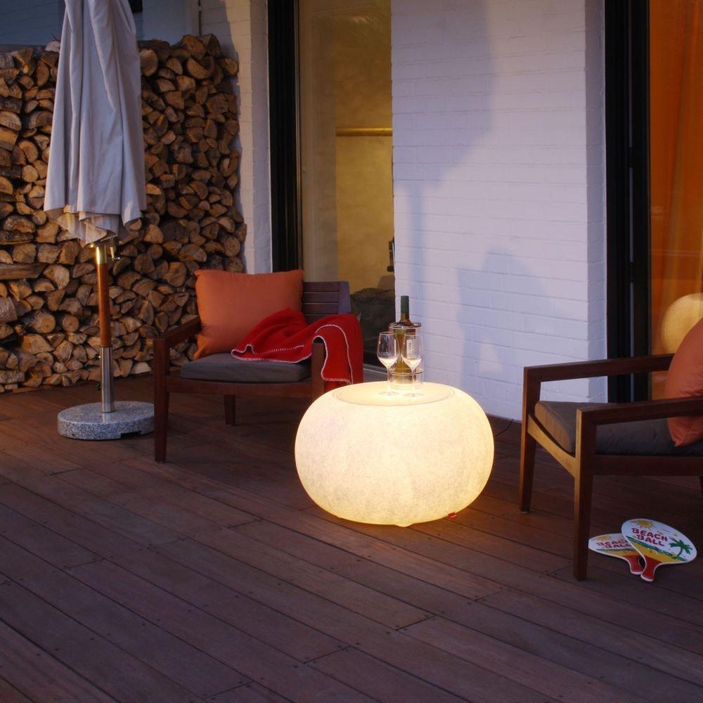 Moree Granit Bubble Outdoor Tisch oder Hocker 1