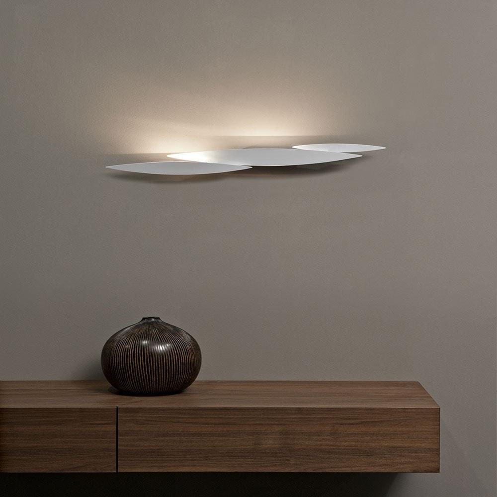 Terzani I Lucci Argentati LED Design-Wandlampe
