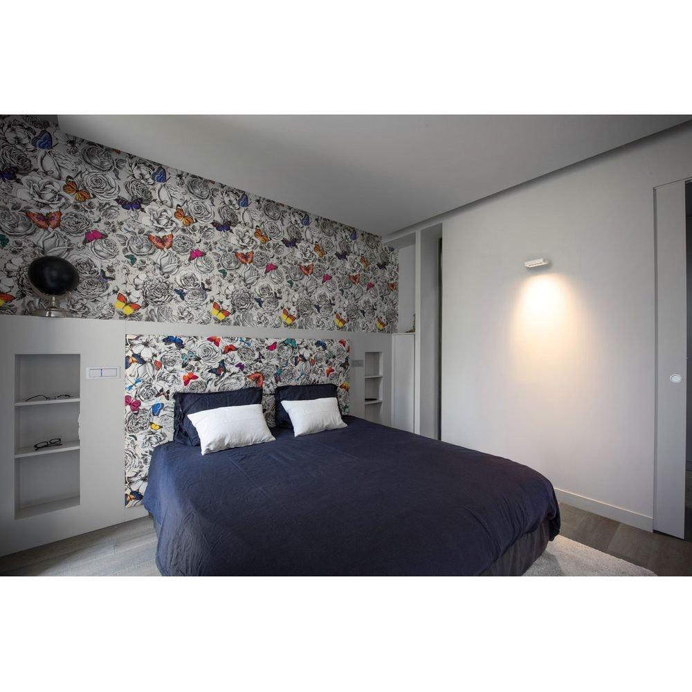 SLV Profuno LED Wand- & Deckenleuchte Schwarz 18W 3000K 3