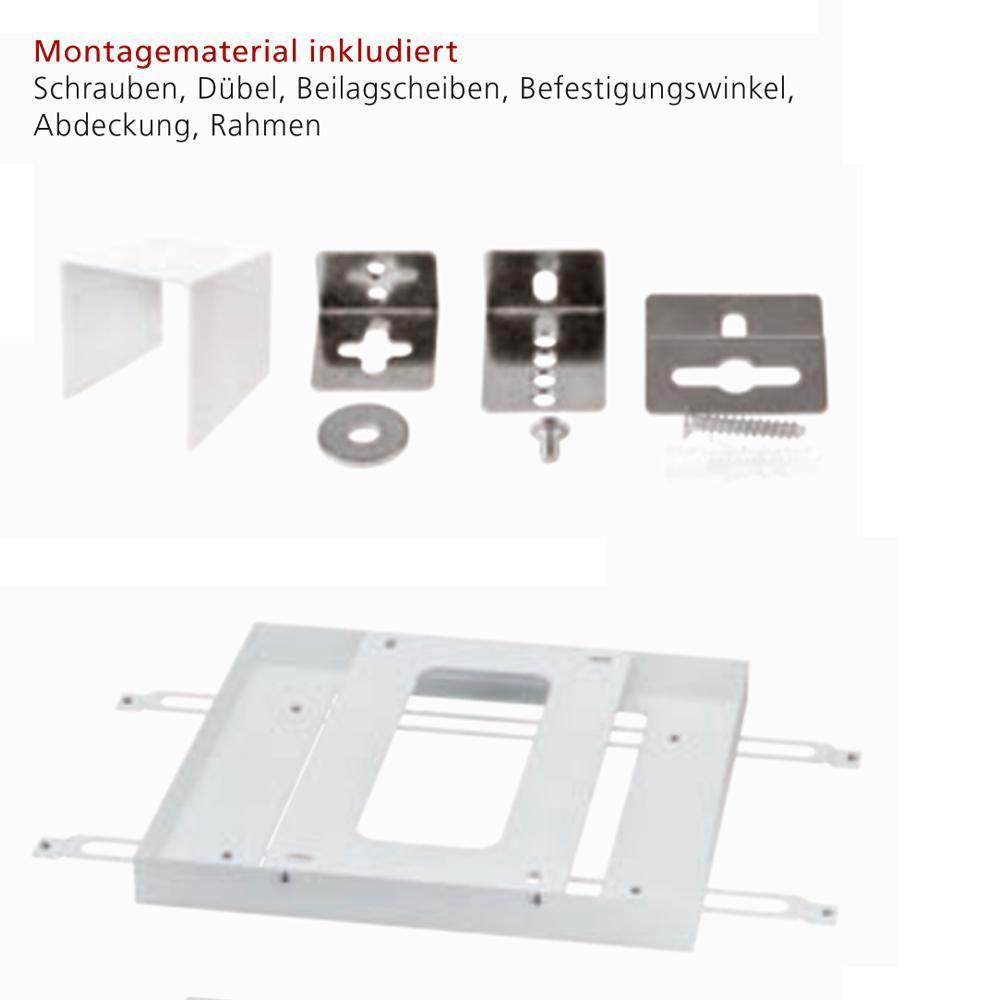 Connect LED Panel Deckenlampe 59,5x59,5cm 4300lm RGB+CCT 11