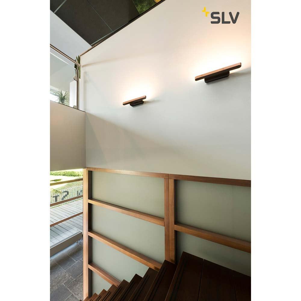 SLV Vincelli D LED Displayleuchte Kurz Bambus 2