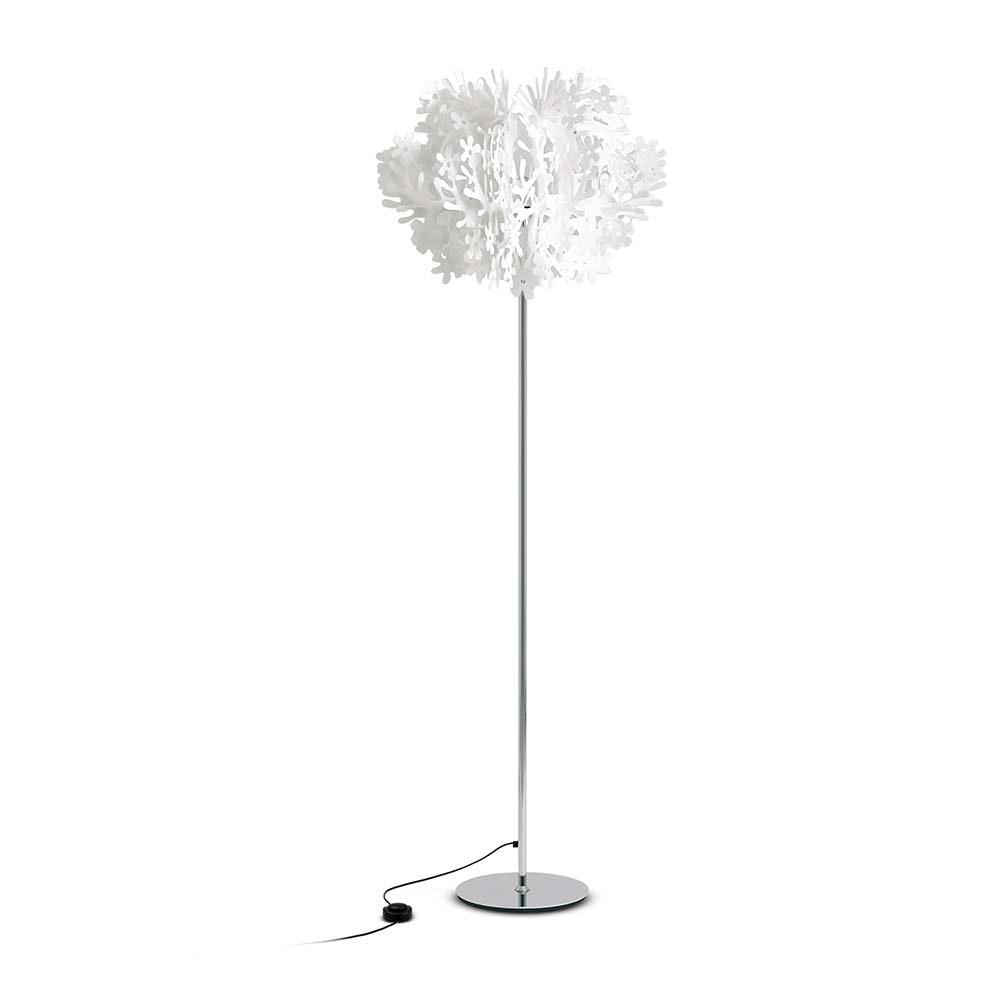 Slamp Stehlampe Fiorella Weiß