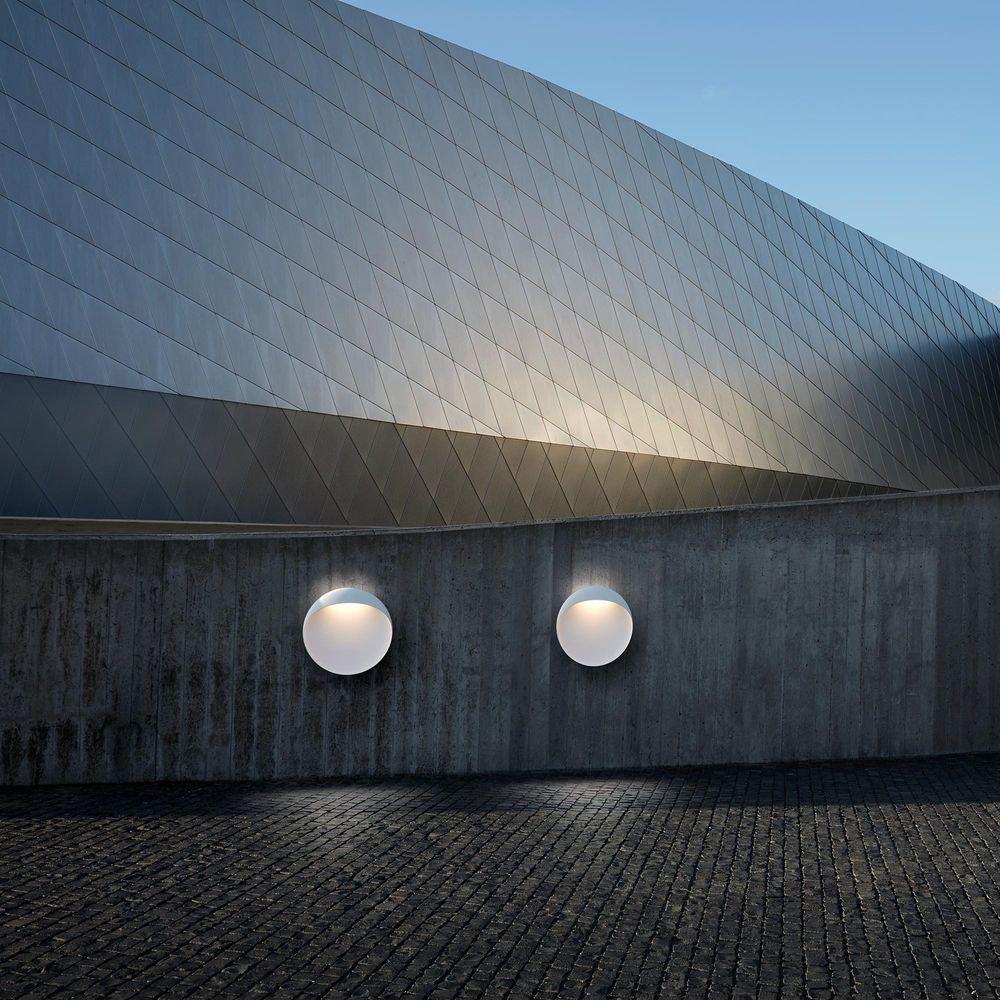 Louis Poulsen LED Wandlampe Flindt für Innen und Außen IP65 4