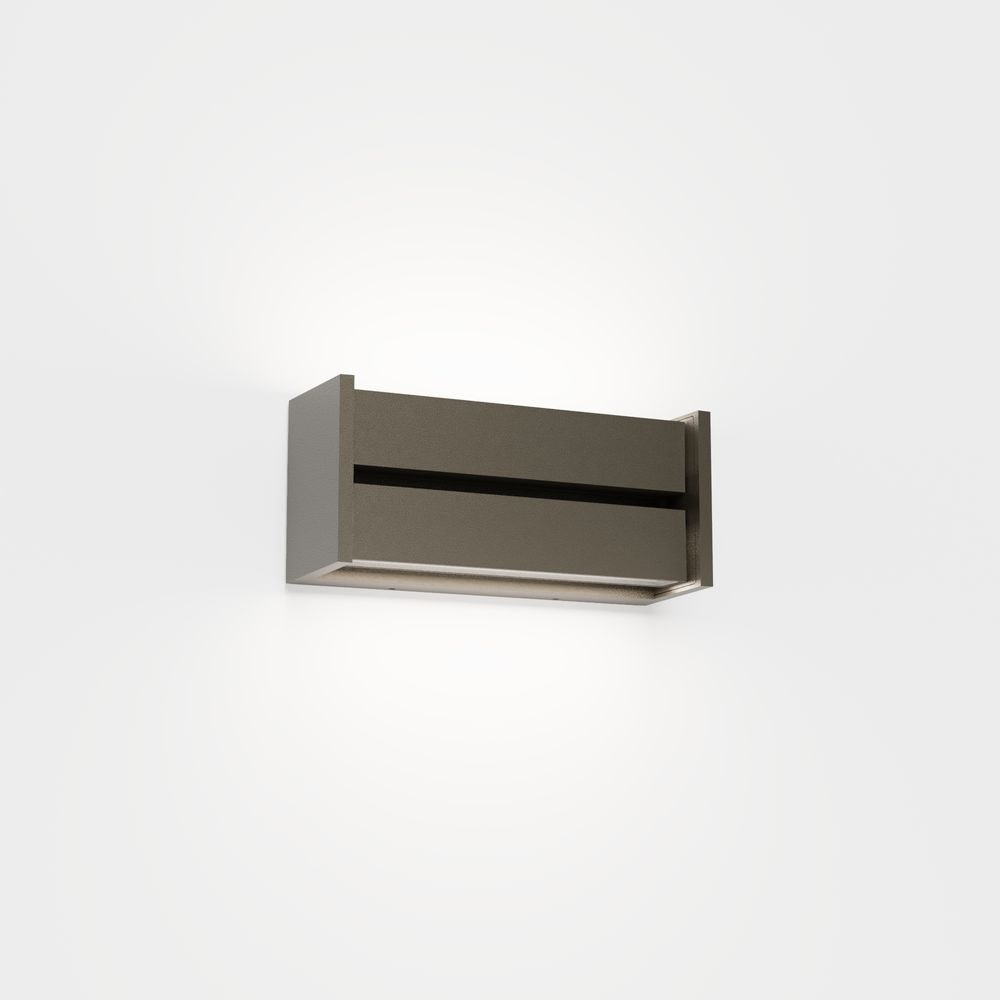 IP44.de LED-Außenwandleuchte Slat IP65 drehbar 9