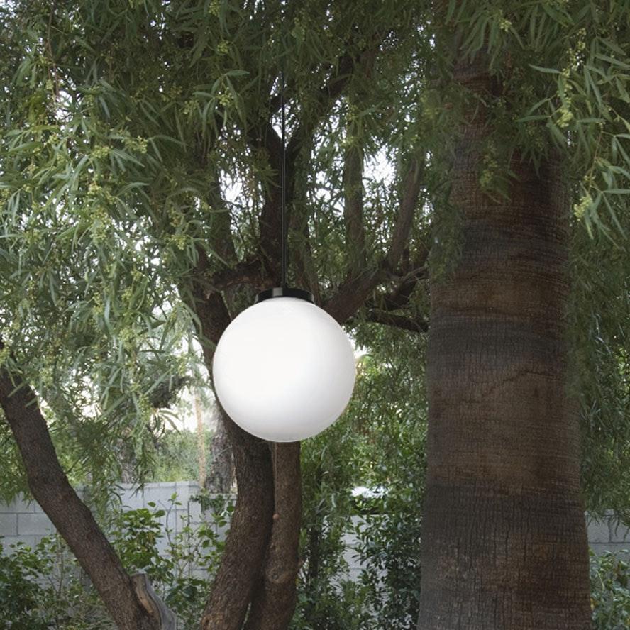 s.LUCE Hänge-Globe Kugellampe mit 15m Kabel IP54 1