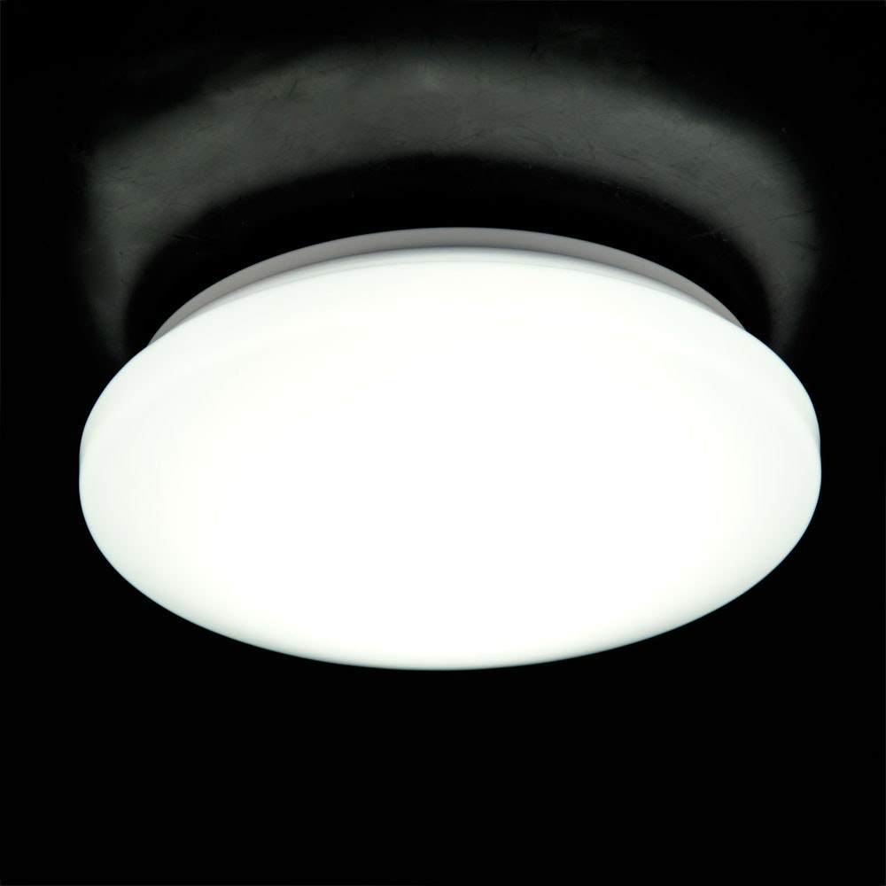 Boro LED-Deckenleuchte Ø 26cm 2
