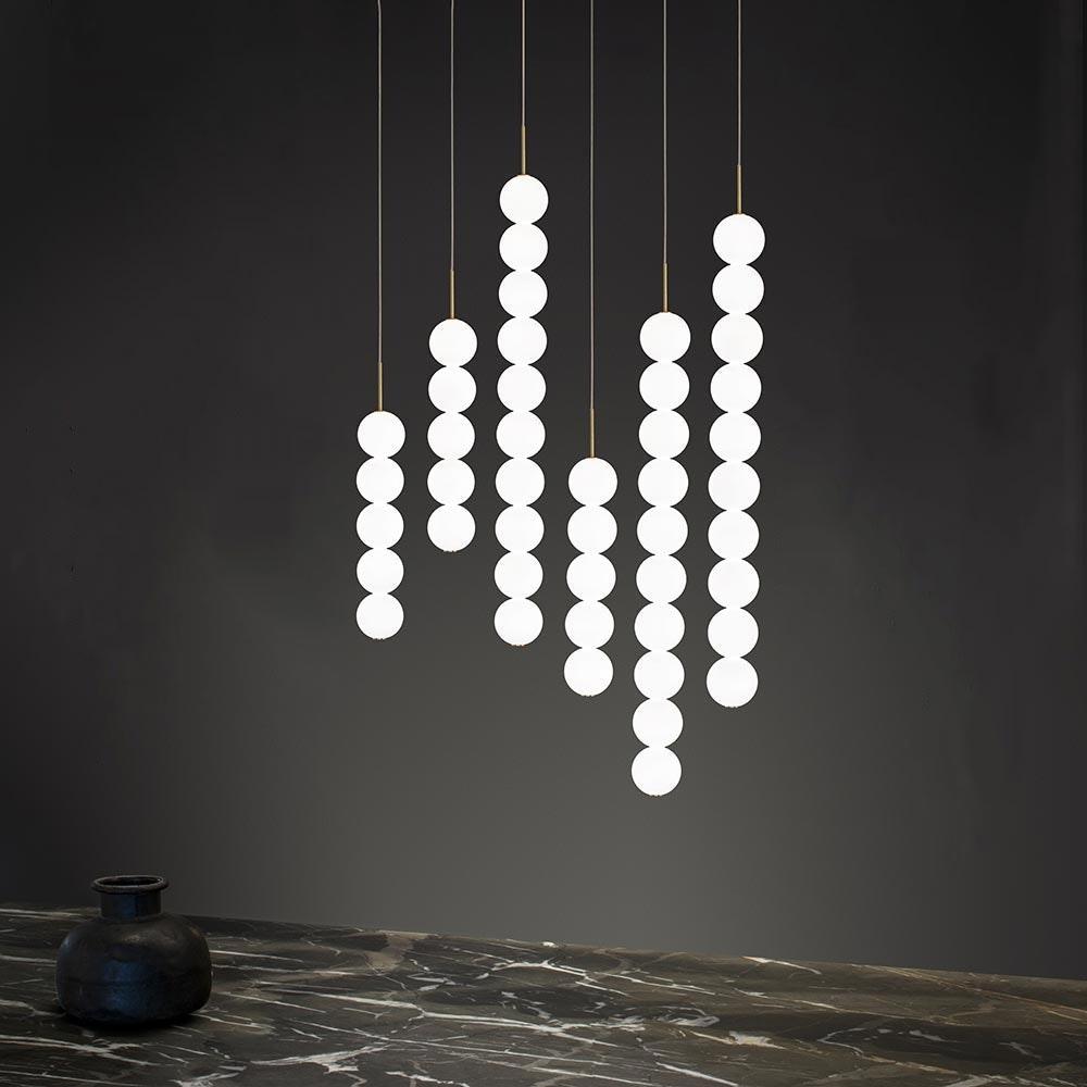 Terzani Abacus XXL LED Design-Hängelampe 1