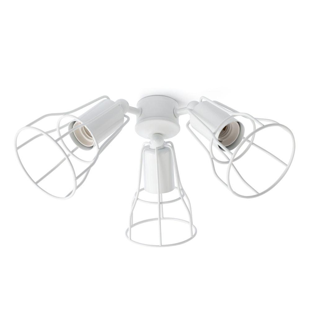Zubehör-Kit Weiß für Ventilator Yakarta