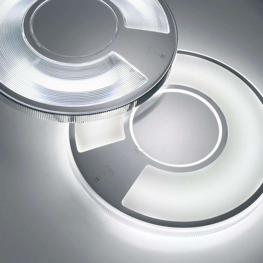 Luceplan Lightdisc LED Wand- & Deckenleuchte Ø40cm DALI Dimmbar IP65 2