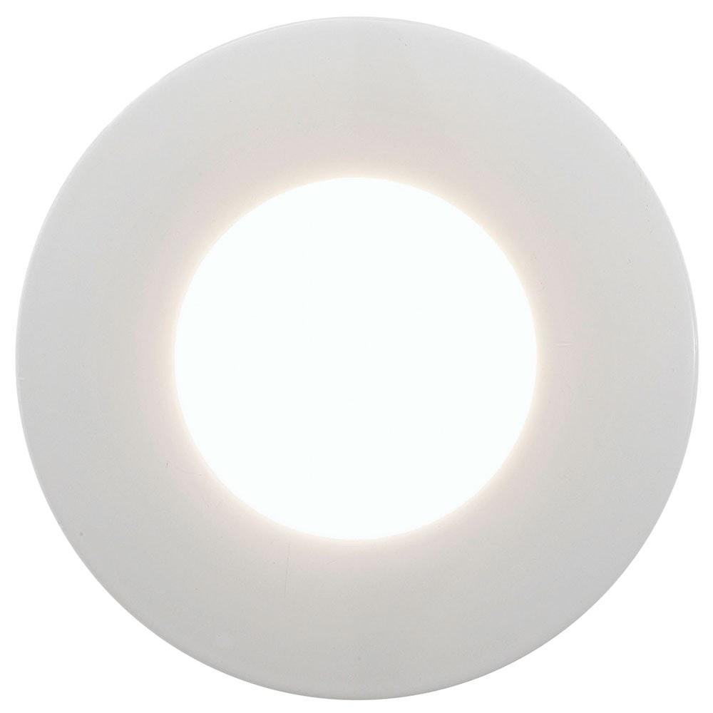 LED Aussen-Einbaustrahler Barrett Ø 8,4cm 5W Weiß 2