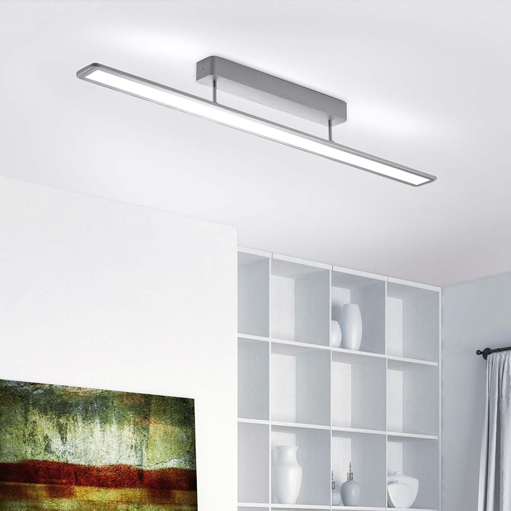 Nika Deckenleuchte, aluminium 1xLED-Board, 30W, 2700K IP20 1