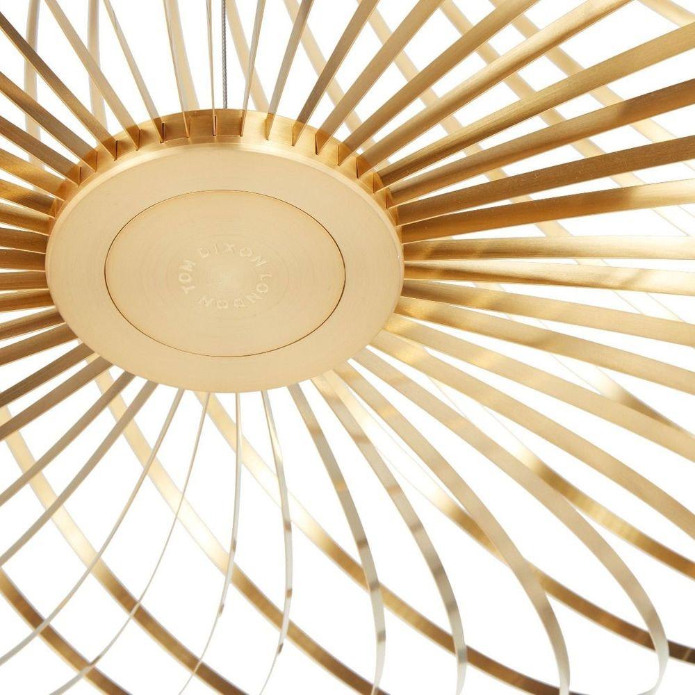 Tom Dixon Spring LED Hängelampe ausziehbar 8