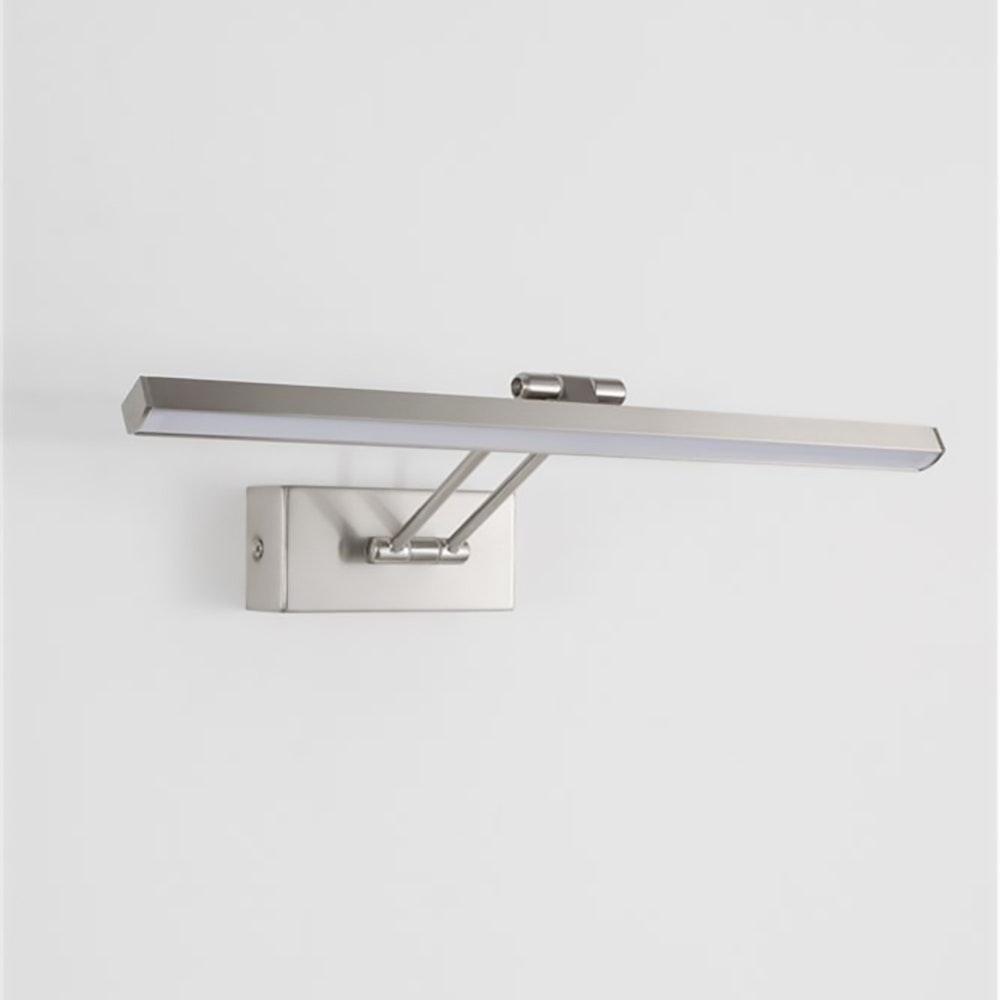 Nova Luce LED-Wandleuchte Marnell Silber thumbnail 4