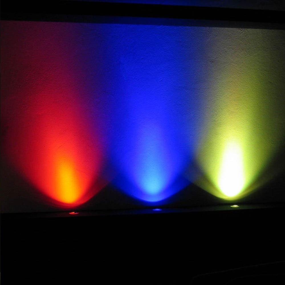 s.LUCE iLight GU10 LED COB 6W RGB + CCT 8