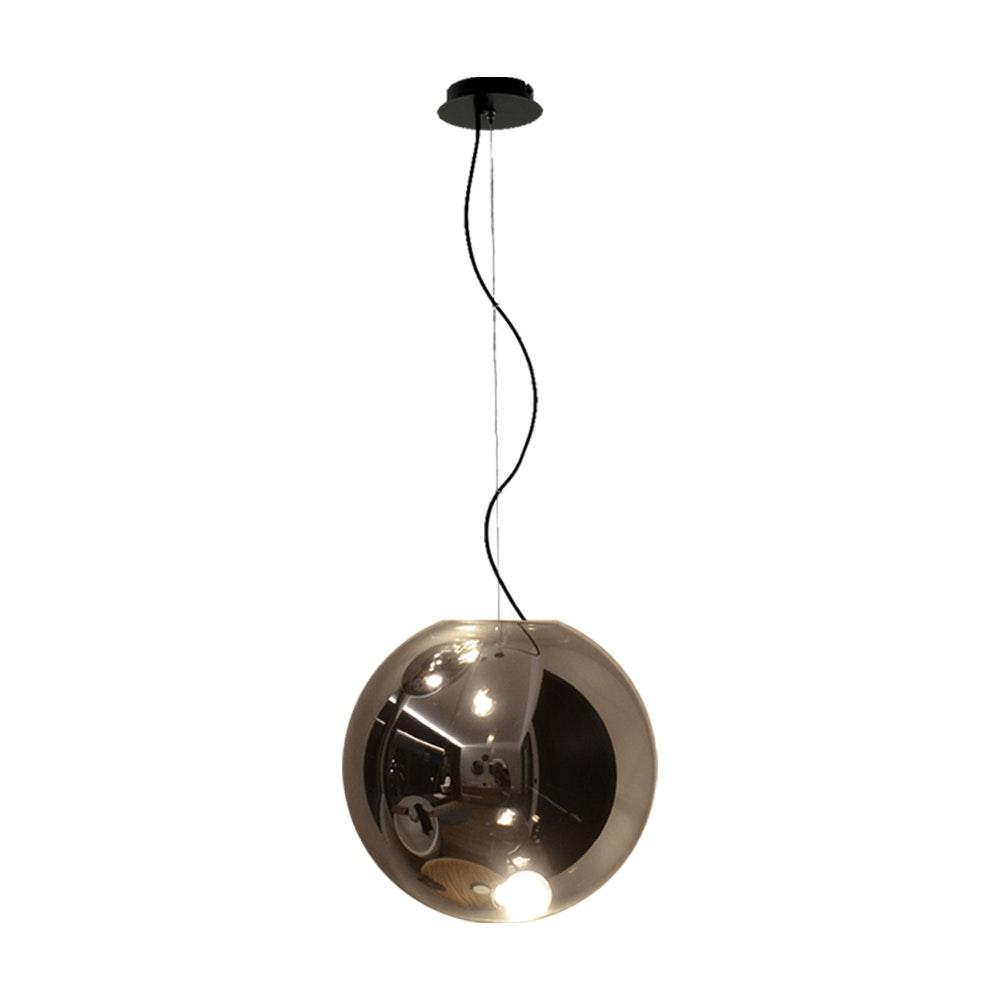 s.LUCE pro Sphere Galerieleuchte Glaskugel 5m Abhängung 3