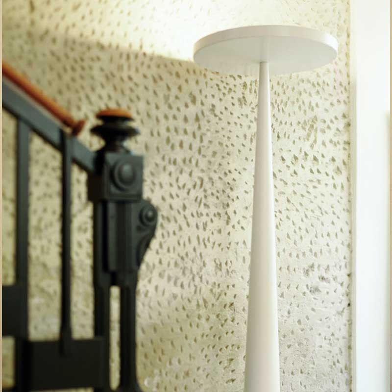 Prandina riesige Stehlampe Equilibre F3 Schwarz 4