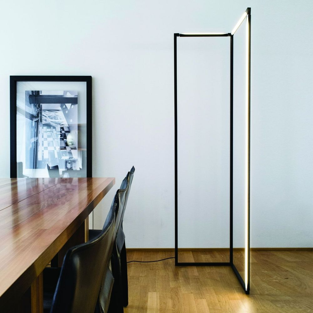Nemo Spigolo LED Stehlampe 178cm drehbar 2