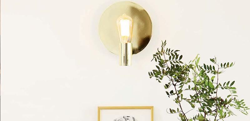 Wandlampen Esszimmer