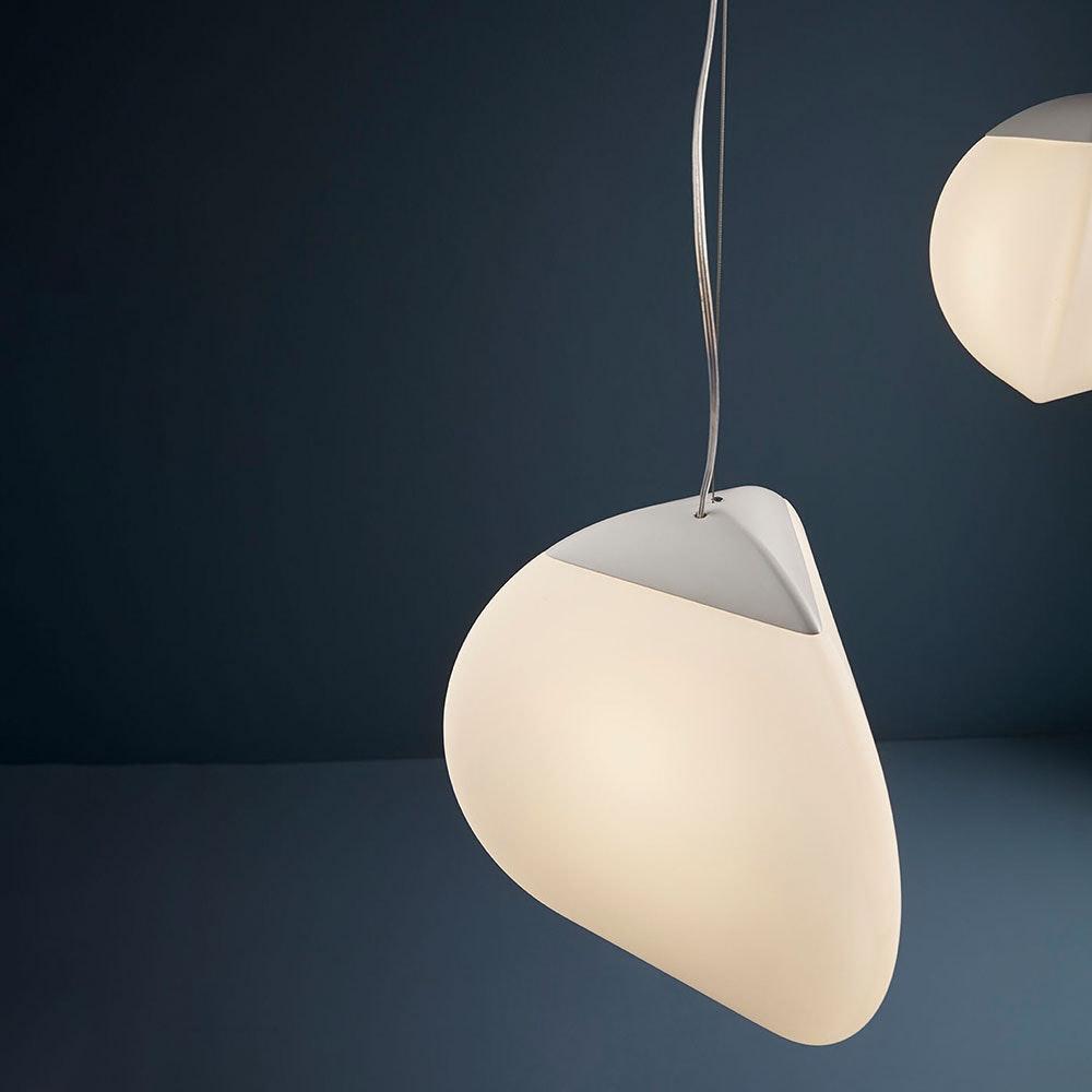 Fabbian Fruitfull LED-Pendelleuchte Big 3