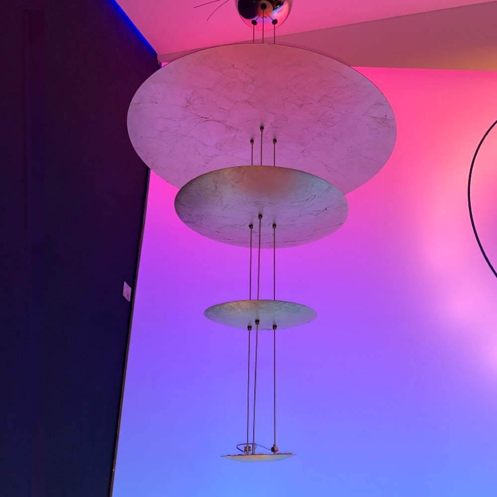 Catellani & Smith Macchina della Luce mod. A LED Hängelampe Ø 80, 50, 30, 18cm 1